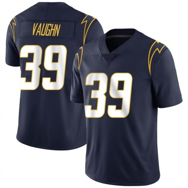 Youth Nike Los Angeles Chargers Donte Vaughn Team Color Vapor Untouchable Jersey - Navy Limited