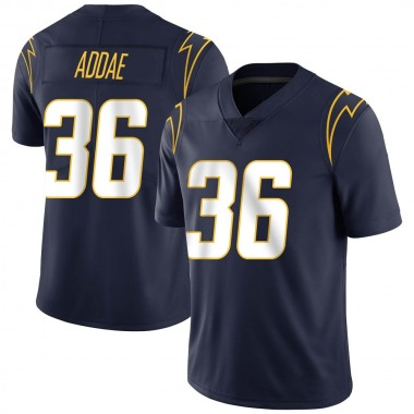 Youth Nike Los Angeles Chargers Jahleel Addae Team Color Vapor Untouchable Jersey - Navy Limited